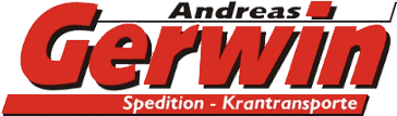 Andreas Gerwin Spedition & Krantransporte - Logo